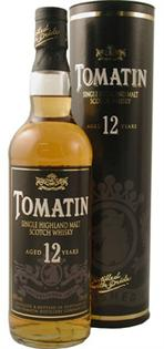 Tomatin Scotch Single Malt 12 Year 750ml